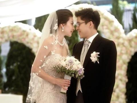 """还记得霍启刚郭晶晶的婚礼吗?相比之下,""""世纪婚礼""""好俗"""