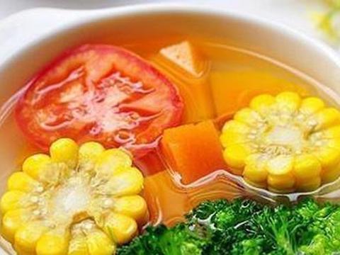 90后在月子里喝这6样蔬菜汤,清淡下火还不怕变胖