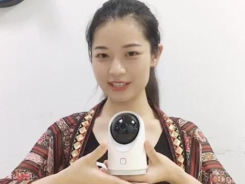 硬核科技|5G无线wifi双频监控摄像机