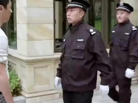 散打冠军却来应聘保安,队长很喜欢,谁知第一天上班就遇到麻烦
