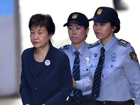 三年了,头一次!朴槿惠在狱中突然提出该请求,究竟意欲何为?