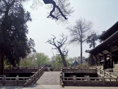 晋祠圣母殿中的圣母到底是邑姜还是刘娥