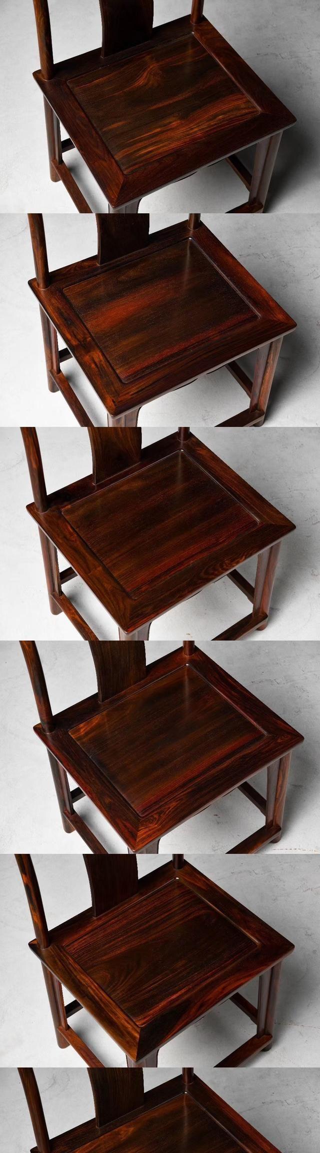 大红酸枝明式圆餐桌红木家具