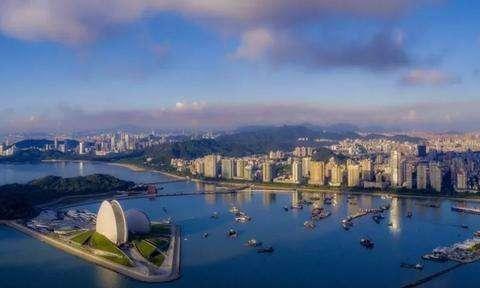 """广东最低调的城市,人均GDP全省第二,享有""""幸福之城""""的美誉"""