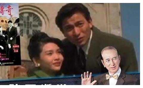 名人悼念赌王霍启刚爸爸谈和赌王旧情,刘德华哀悼,她表示感激