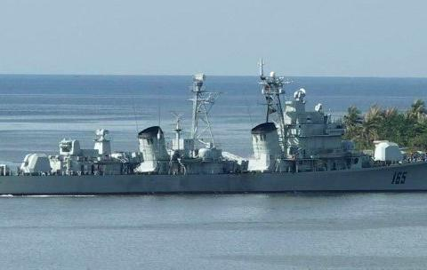 051型珠海舰即将荣归故里—老旅大时代彻底落幕