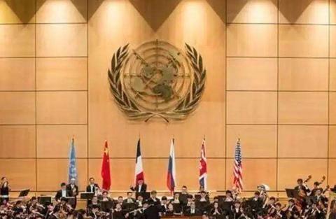 """历史杂谈:联合国常任理事国的""""一票否决权"""",是怎么来的"""