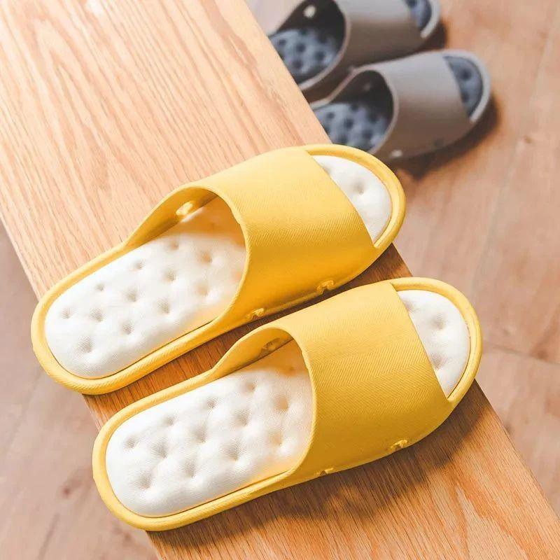 高颜值,防滑抗菌不臭脚,穿上它感觉像踩在棉花糖上一样!