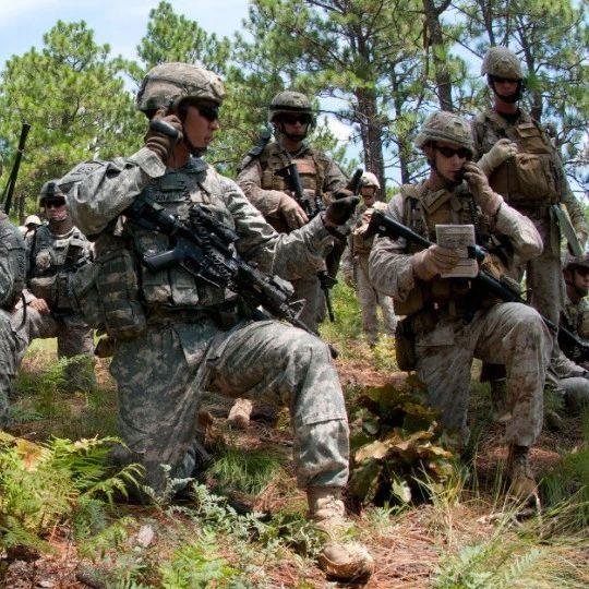 台海局势连载13:作为美军第4大军种,美国海军陆战队的战斗兵力怎么样?