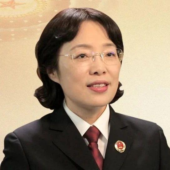 最高人民检察院党组成员、政治部主任潘毅琴:检察官不是终身制