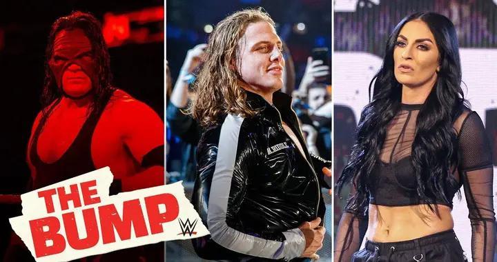 WWE马特·里德尔回忆同限制性巨星艾吉的擂台交手