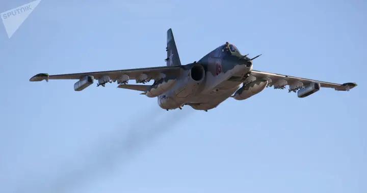 俄南部军区强击航空兵开始阅兵准备工作