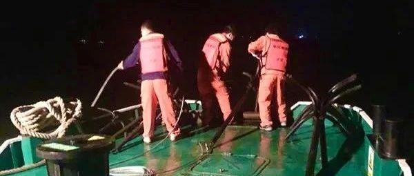 两会安保看水运   保障水上安全 他们时刻在线
