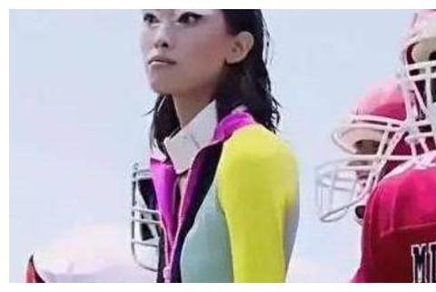 混血女模钱凯丽,节目中拒绝承认中国身份,如今还想回国捞金