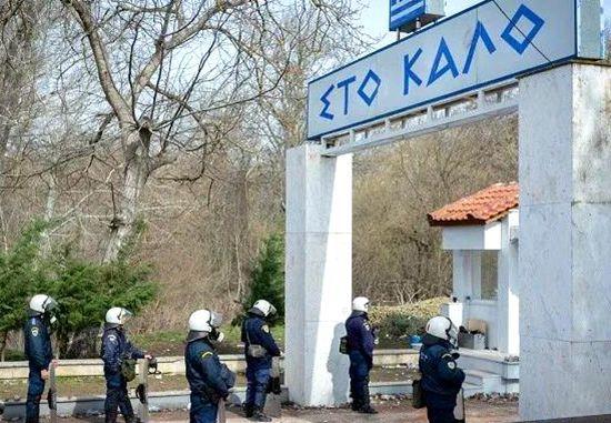 土耳其:希腊必须摆脱野蛮!希腊:你闭嘴!