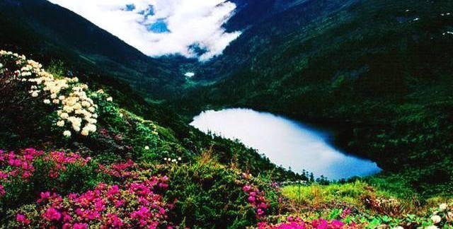 """云南丽水的""""最美""""湖 你需要轻声细语"""