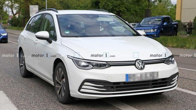 8代高尔夫衍生车型预计下半年上市,高尔夫旅行版效果图曝光