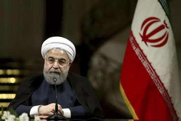 """""""从22升至第14""""鲁哈尼官宣伊朗很强大 万枚导弹计划进行中"""