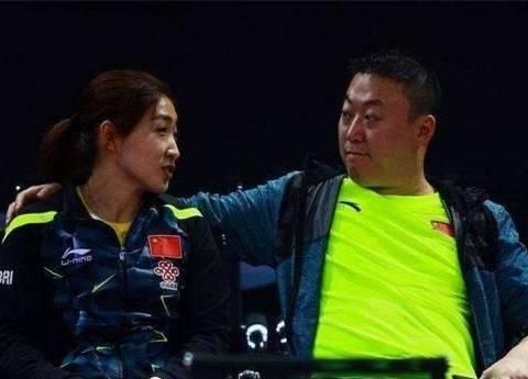 国乒队的最佳师徒,教练被誉为世界杯先生