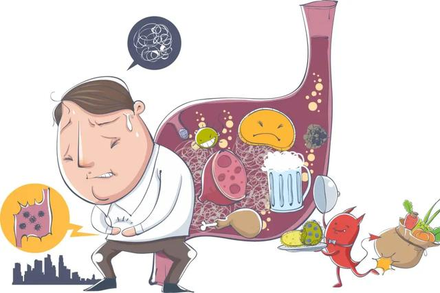 腹胀、嗳气,消化不良怎么办?细数消食类中药
