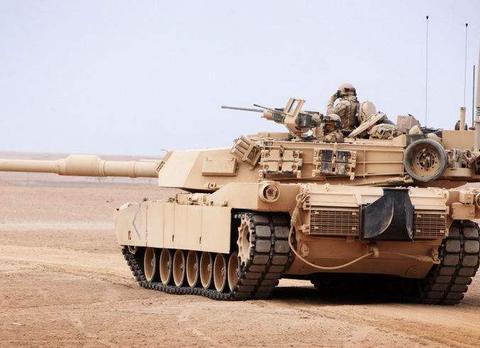 伊朗不仅仿制过俄制T72,还曾抄袭过美制M1坦克,找谁投拆都没用