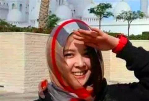 23岁中国姑娘嫁入迪拜豪门,每天吃喝不愁