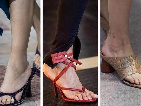 夏天女鞋流行趋势,这12种风格值得尝试