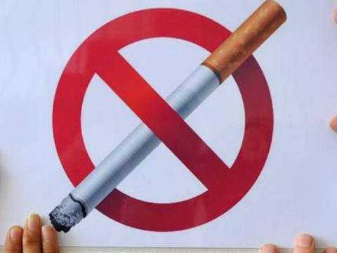 禁烟大使!易建联呼吁运动代替抽烟 13岁曾被父亲一举动教育戒烟
