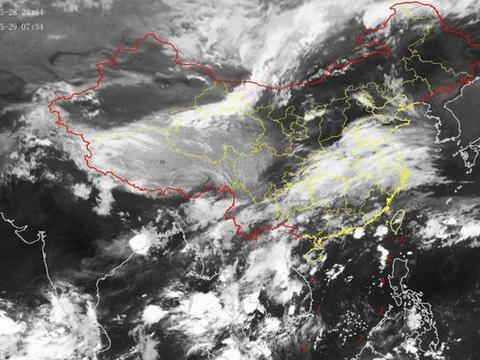 """""""抽水机""""来了,南方5个大暴雨区,最强120毫米,暴雨带横跨多省"""