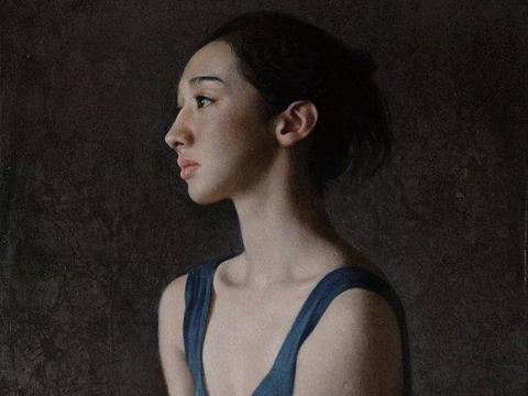 """他被誉为""""东方米开朗基罗"""",李晓刚蛋彩人体油画中的青春舞女"""