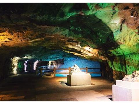 中国最大的洞穴博物馆,原来在浙江温岭,《神雕侠侣》曾在这取景