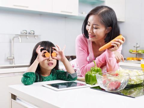 胡萝卜吃多会维生素A中毒?另有原因!警惕缺维生素A的后果