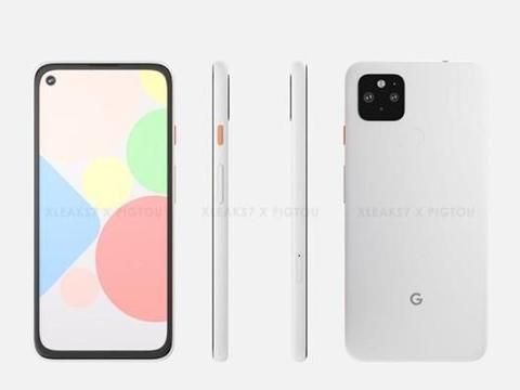 谷歌Pixel 4a XL纯白配色曝光,但不发售,这是什么操作?