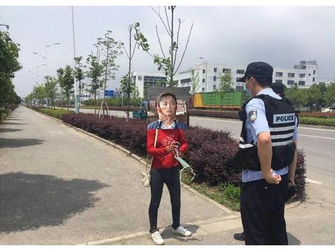 """先赖车费又报假警,这个姑娘把自己""""闹""""进了 温州龙湾的拘留所"""