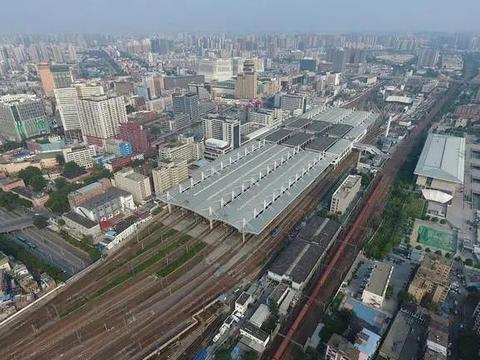 中国铁路的心脏:是八大铁路的枢纽中心,无人可以替代它的地位