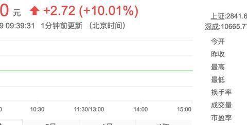国轩高科复盘后开盘涨停,大众汽车中国入股为第一大股东