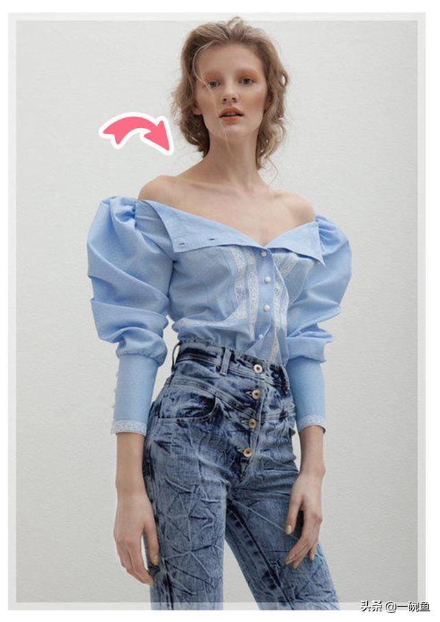人人都爱「泡泡袖」!遮肉显瘦,根据身材选对款式美到爆!