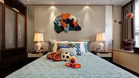 90后小夫妻花16万元装修的其他风格,143平米四居室太赞了