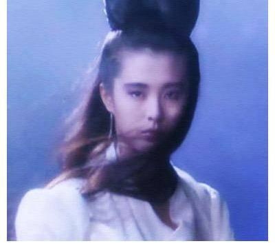 各版聂小倩,刘敏涛造型略粗糙,十九岁的杨幂让人难忘