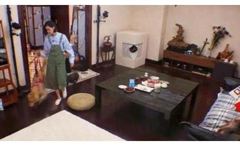 袁弘晒出自己家的装修,全屋都是老气红木设计,张歆艺真是纵容他