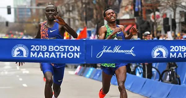 波士顿马拉松124年首次取消,面对恐袭也不曾止步