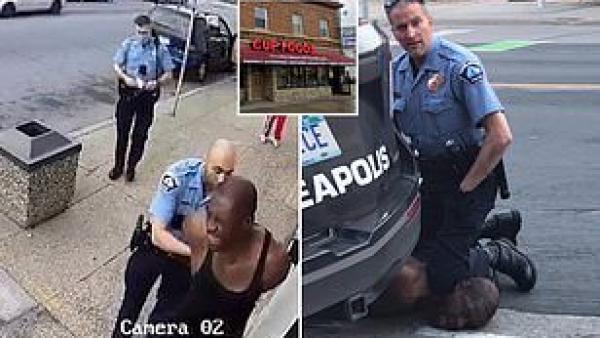 """""""非裔男子事件""""报警记录:接线员听到嫌疑人是非裔后叹气"""