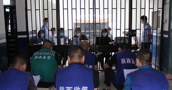 兴平法院:开庭审理一起恶势力团伙犯罪案件
