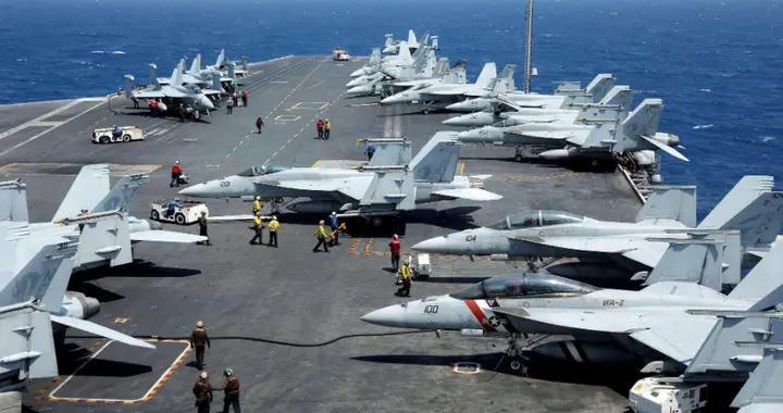 """伊朗海军非常时期""""下饺子"""",美第五舰队嗤之以鼻,俄:哀兵必胜"""