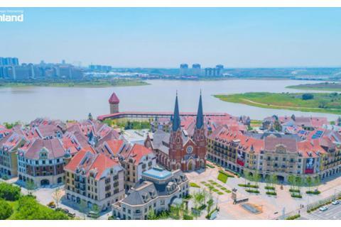 南昌唯一入围江西旅游风情小镇名单 已成九龙湖网红打卡地
