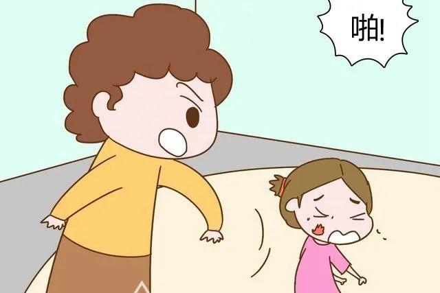 孩子身上的三个部位,父母即便是再生气,也别动手打,心里要有数