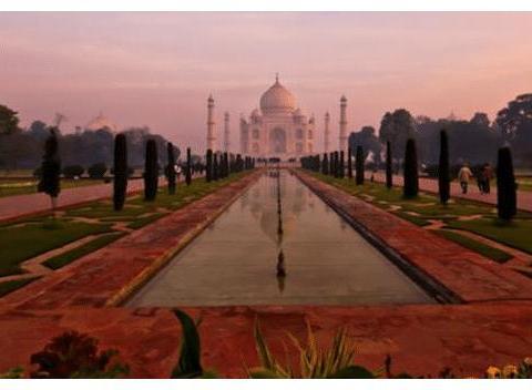 印度真的这么穷?看看印度的富人区,可以用奢华来形容了!