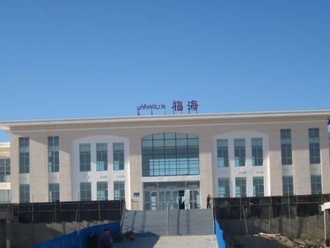新疆阿勒泰地区主要的三座火车站一览