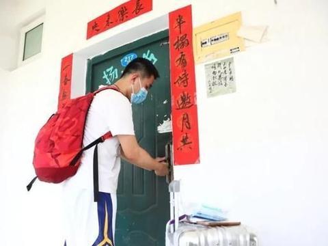 直击:福州大学首批本科生顺利返校!