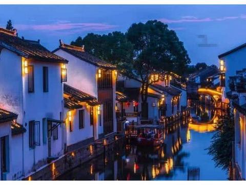 我国名字最难念的古镇,典型的江南水乡,景色优美古朴大气还免费